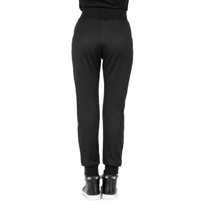 Tracksuit Trousers Rivet Up
