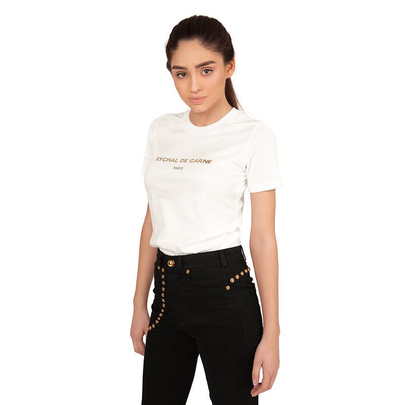 Classic T-shirt Rivet Up